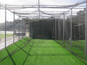 CSM Baseball Batting Cages for Hitting Instruction
